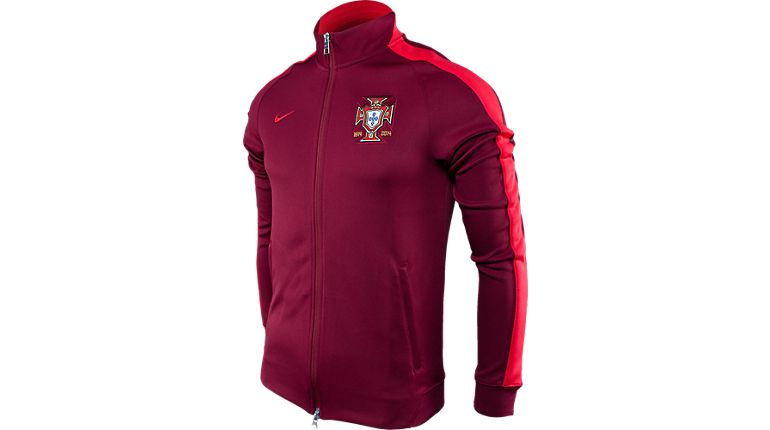 91334e3113 Nike Portugal N98 Authentic Track Jacket - World Cup 2014...Available at  SoccerPro now!