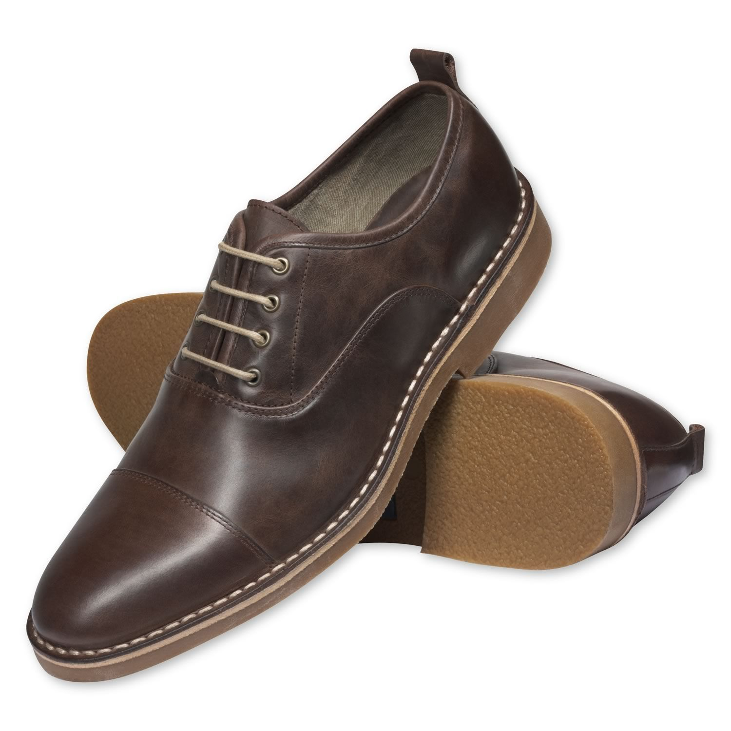 8151691e7 Brown Portobello Oxford shoes