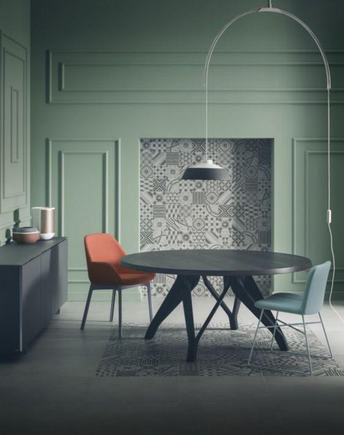 ▷ 1001+ idées pour décorer avec la couleur terre de sienne Terracotta - couleur pour salon moderne