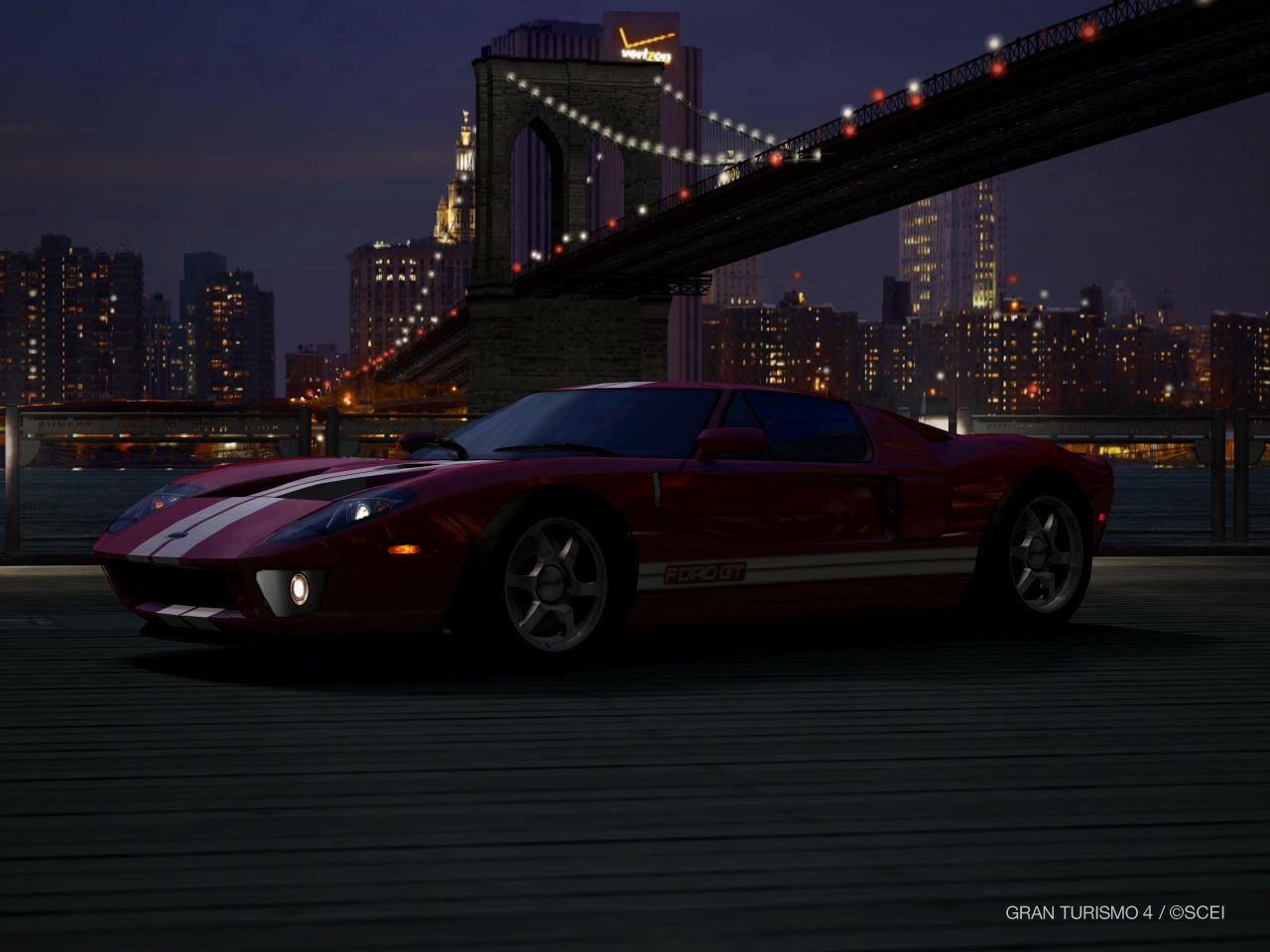The Club Of Cars Gran Turismo  Ps Ford Gt