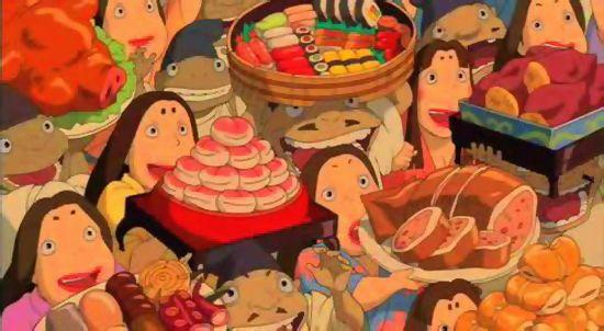Spirited Away food | Anime Meals | Pinterest | Studio ...