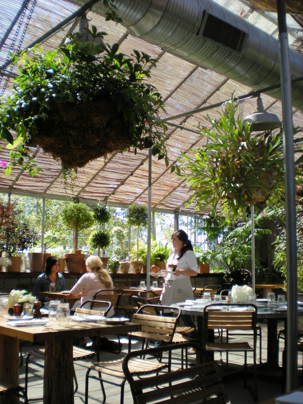 Styer\'s Garden Cafe | ROOF TOPS smokers and grills | Pinterest ...