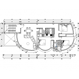 House Design Plan dwg | Architectural CAD blocks | Pinterest | Cad on working drawing floor plans, cad window drawings, architectural house floor plans, cad building house plans,
