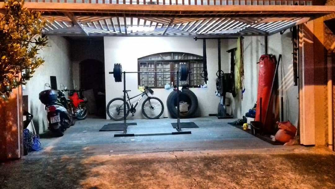 The best budget home gym equipment basement garage gym