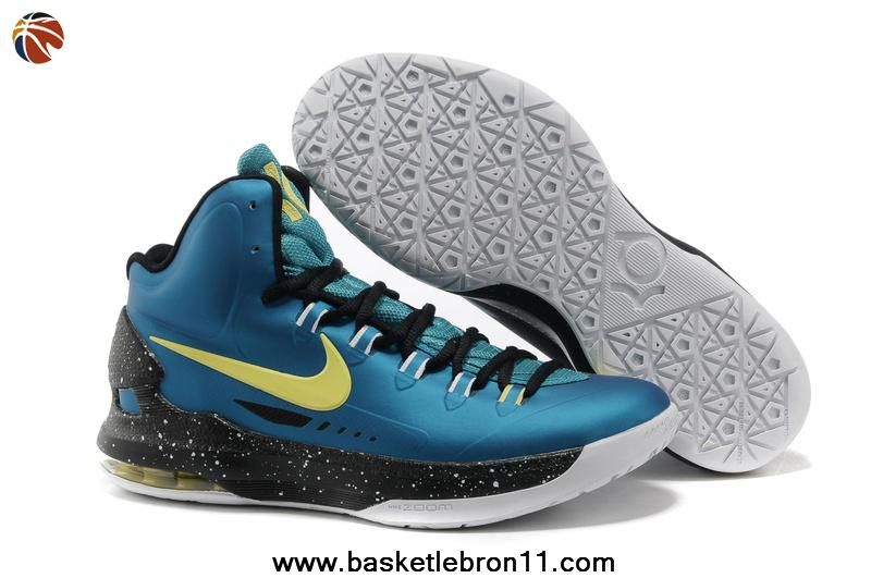timeless design 4d13b a27ee Fast Shipping To Buy 554988 305 Nike Zoom KD V ID Fluorescent Green Purple.  Find this Pin and more on Lebron 11 Shoes ...