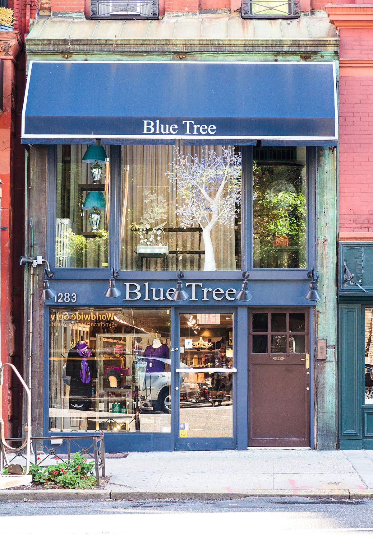 Blue Tree, New York | Kangaloop #worldsbiggestshophop #boutique ...
