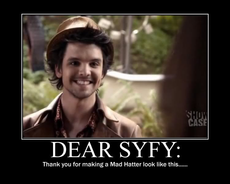 Syfy Alice - Google Search Yes, Thank You Syfy, For -5996