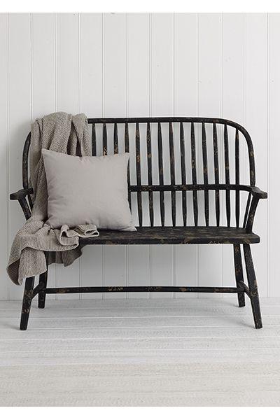 37++ Black outdoor farmhouse bench best