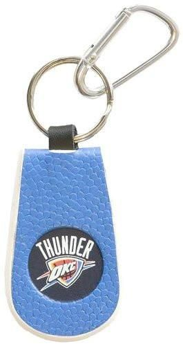 new style 0557d 86c8e Oklahoma City Thunder Team Color Gamewear Keychain ...