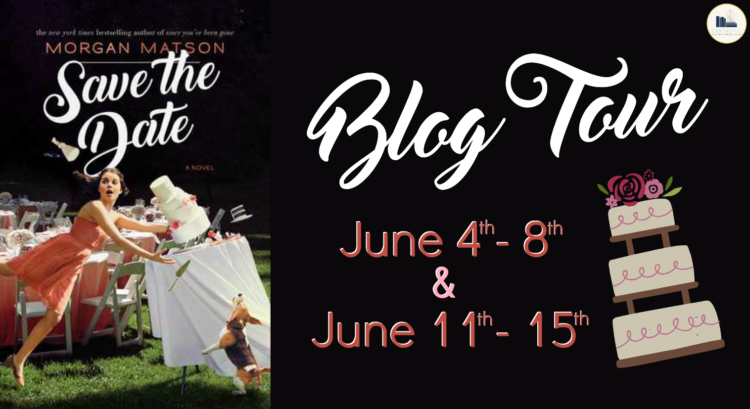 Review + Giveaway Save the Date Book blog tour,