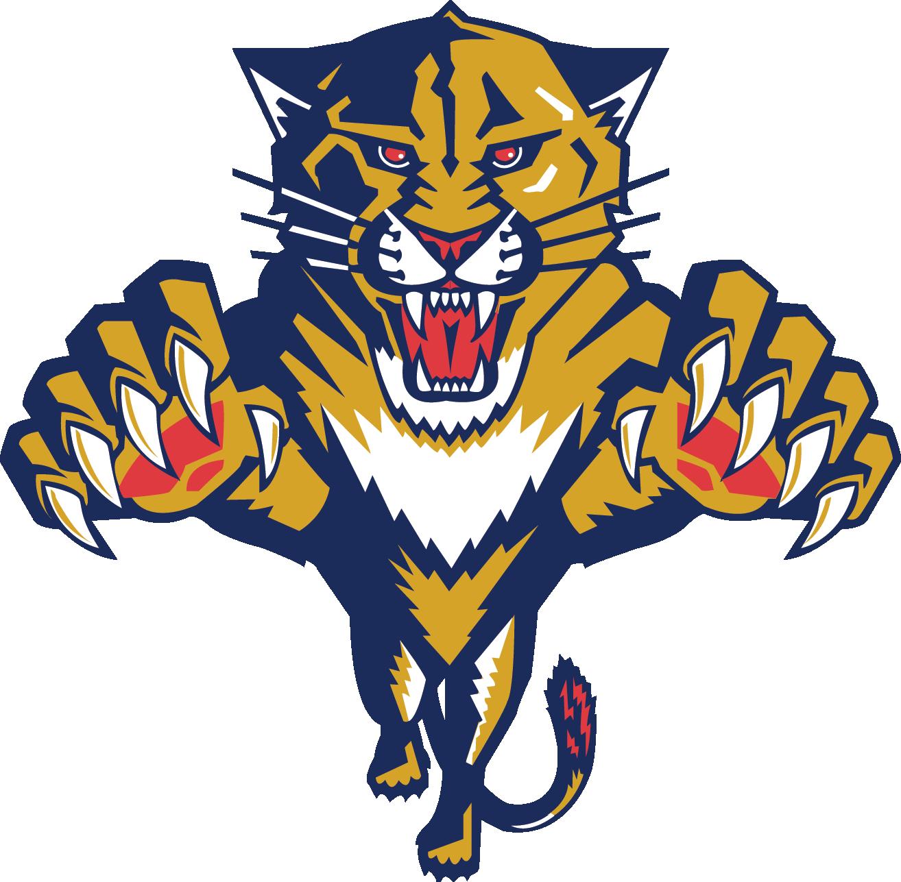 Panther Logo Free Large Images Florida Panthers Hockey Logos Panther Logo