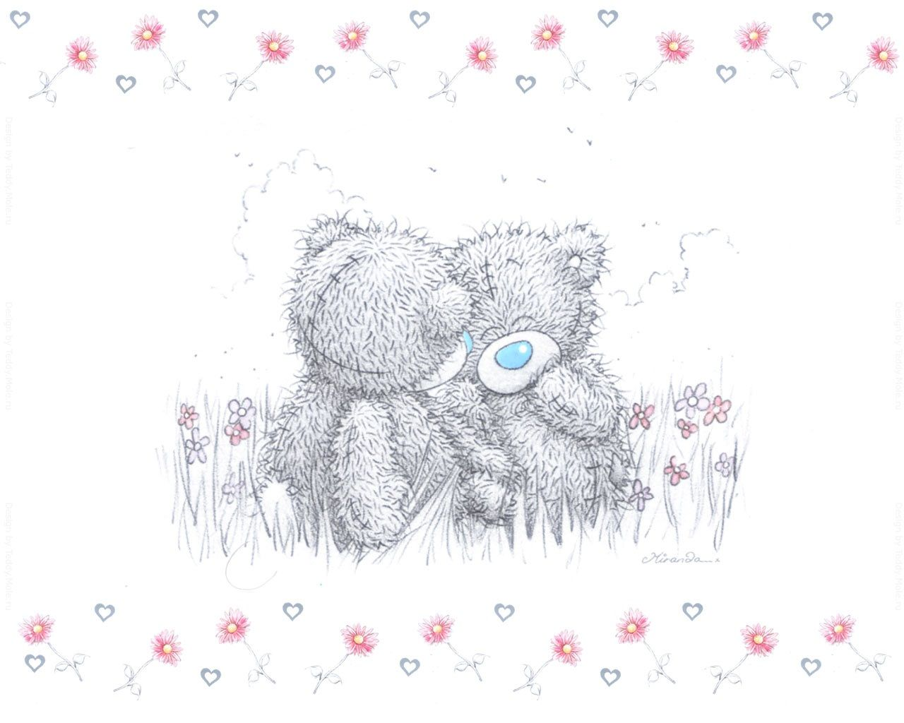 Best Wallpapers Tatty Bears Me To You Bear Hd And 1280X1024 400 x 300