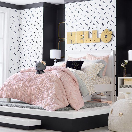 48 Perfect Ideas For Creating Lovely Hello Kitty Bedroom R New Teens Bedroom Designs Set Collection