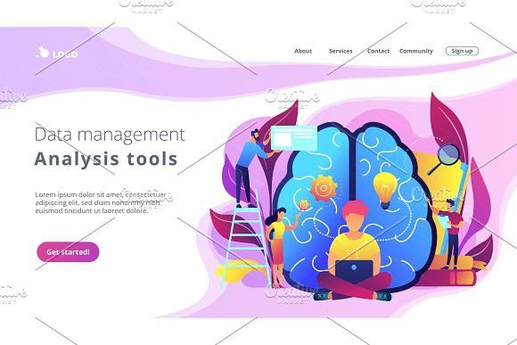 Business intelligence concept vector | Business ...
