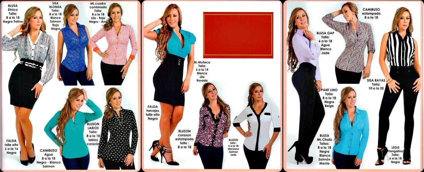Catalogo De Ropa Femenina 141133 Ropa Casual Lab Coat Fashion Coat