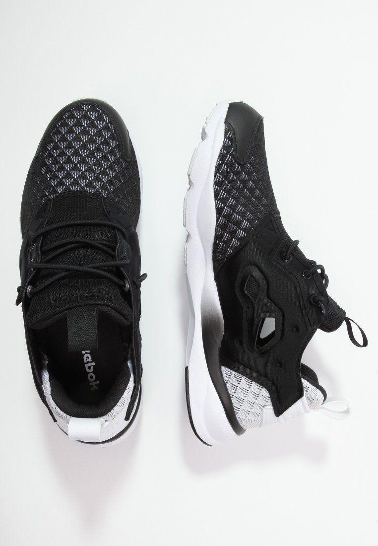 huge discount 7d5fe 69c91 bestil Reebok Classic FURYLITE SHEER - Sneakers - white black til kr 524,00  (01-02-16). Køb hos Zalando og få gratis levering.