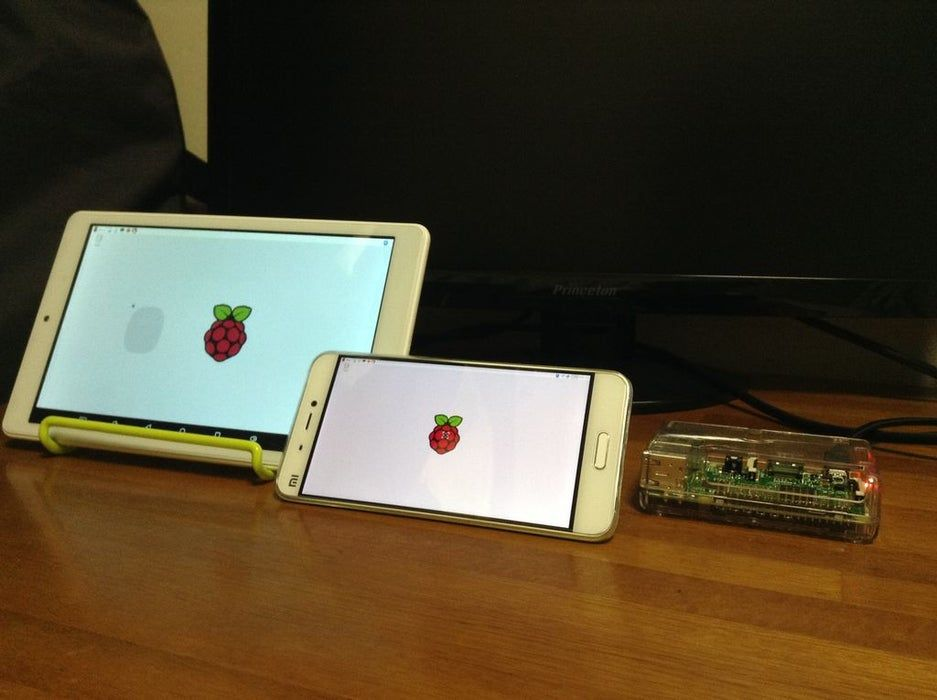 Use Your Tablet As Raspberry Pi Screen: 4 Steps (with Pictures)
