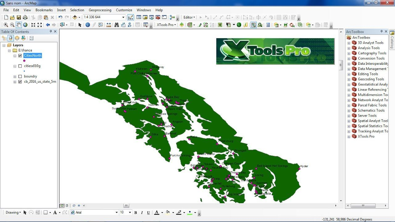 Export Data to KML | XTools Pro for ArcGIS 10 2 | Geospatial / GIS
