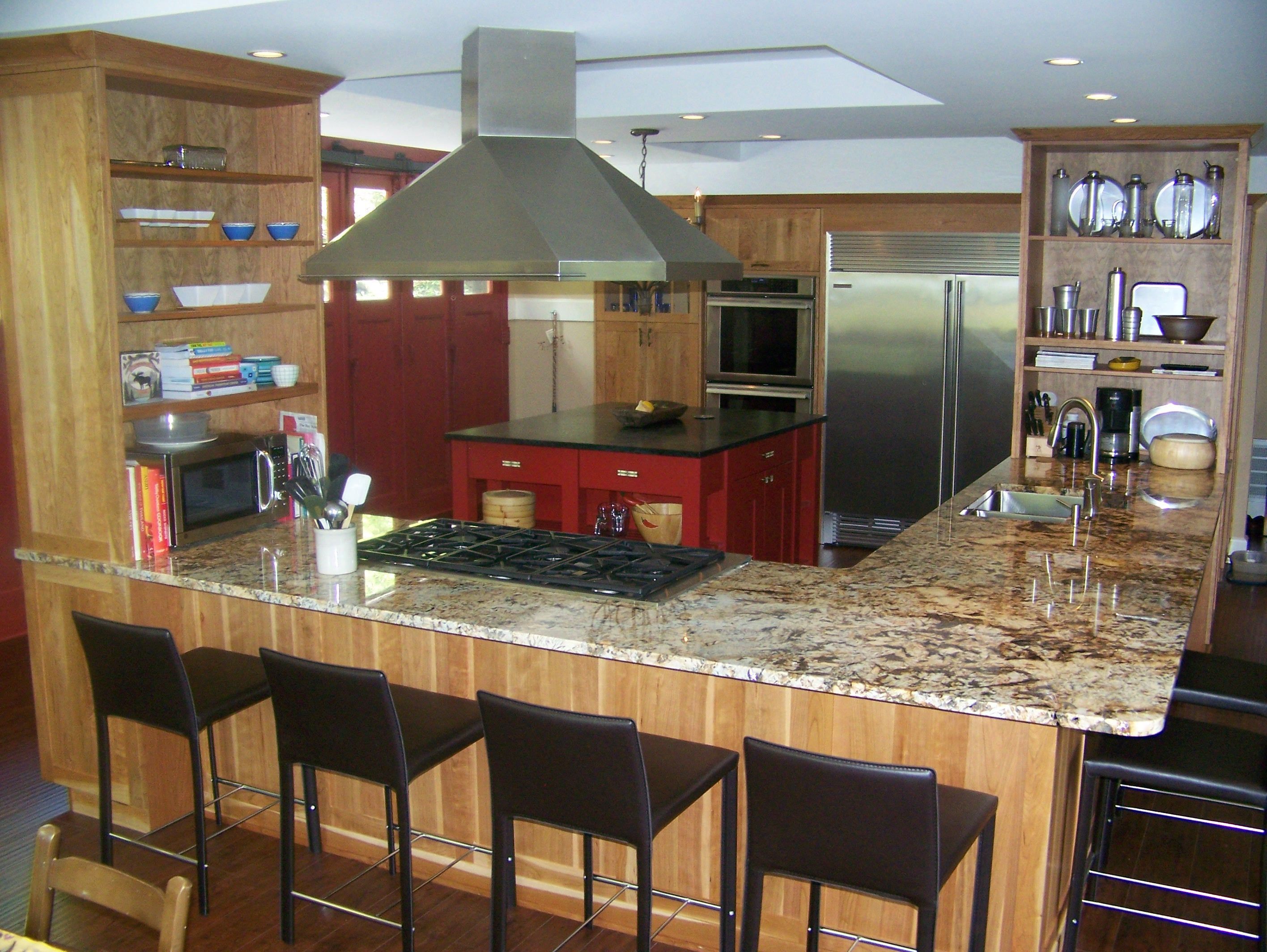 v shaped kitchen islands designs photos deluxe home design con imágenes house diy on kitchen island ideas v shape id=16048