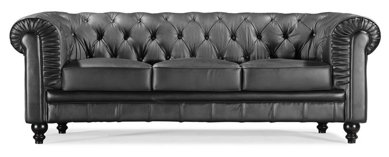 Aristocrat Black Sofa At GoWFB.ca | Zuo Modern