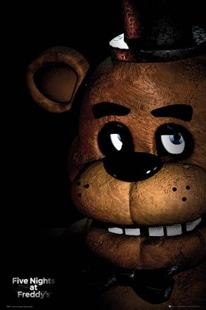 Five Nights at Freddys Fazbear Maxi Poster