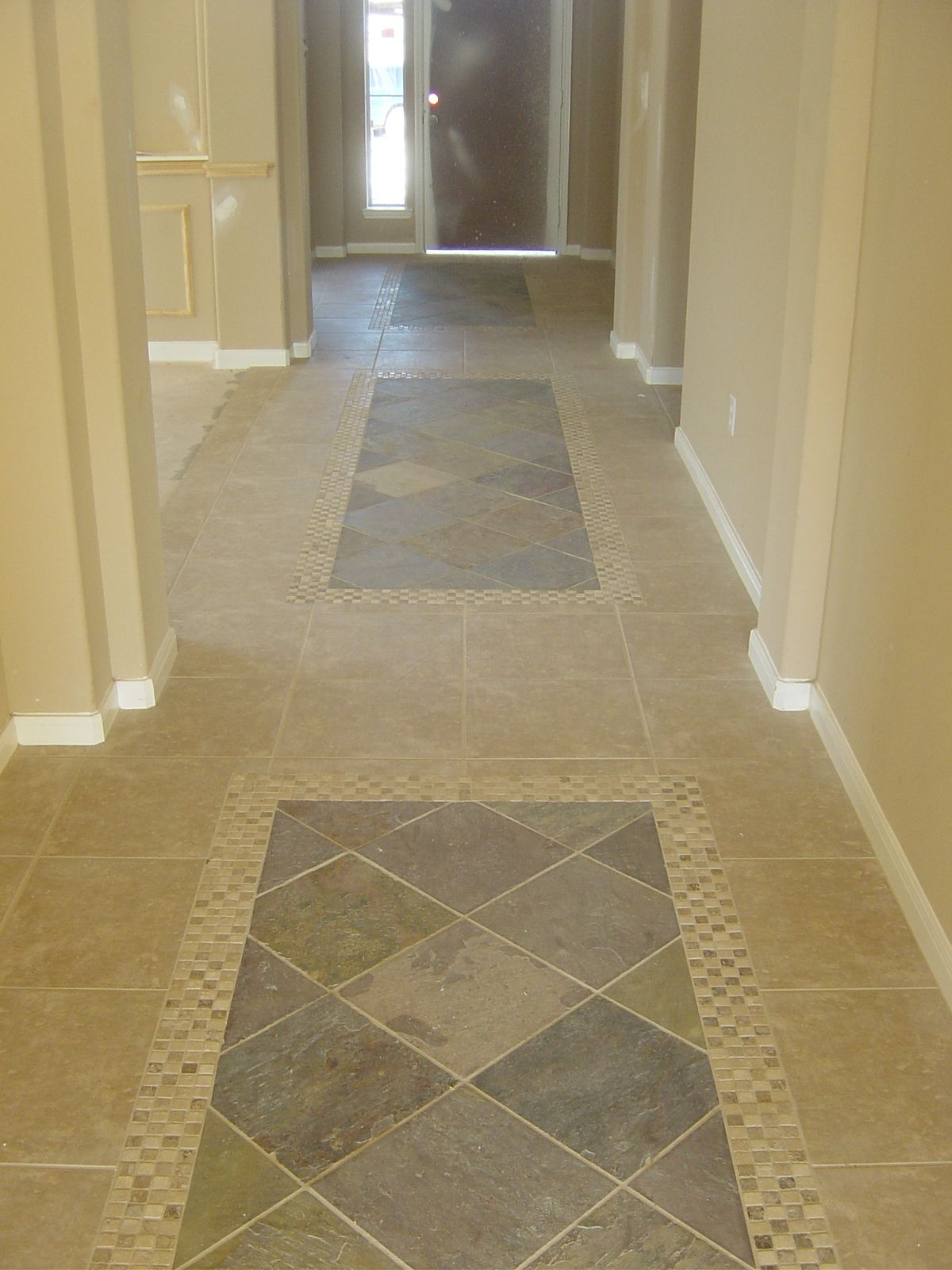 Beautiful tile pattern tucson home ideas pinterest for Beautiful floor designs