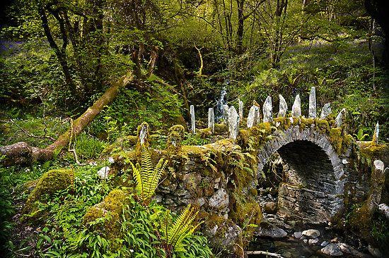 Fairy Bridge, Dunvegan Scotland