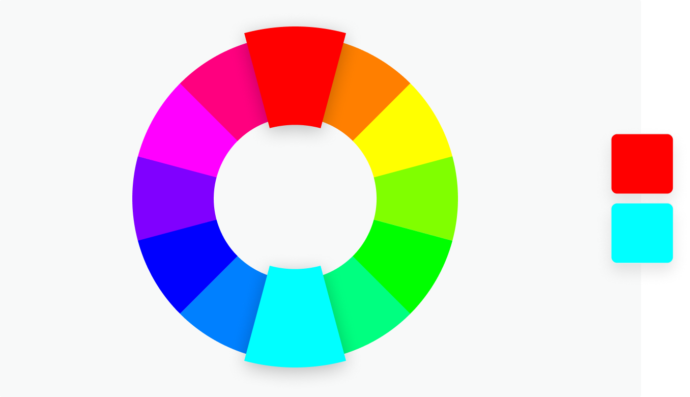 Amazing Color Harmony Design , The simplest approach to