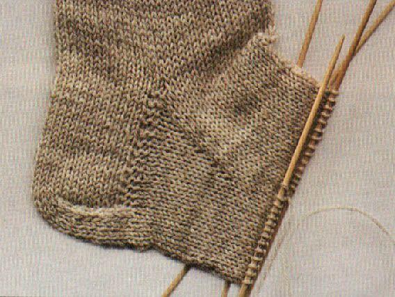 Knitting Socks Tutorial : How to knit socks in easy steps