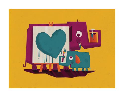"""""""Collaboration"""" - Projeto Heartwork"""