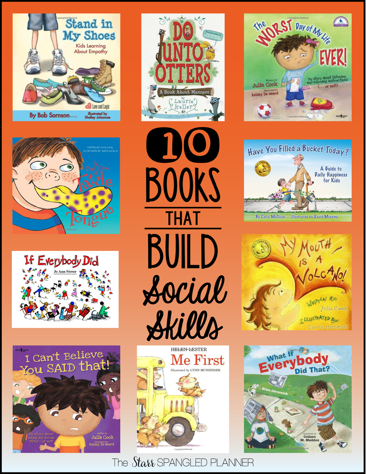 Primary Powers Using Read Alouds To Build Community Social Skills Preschool Books Classroom Books