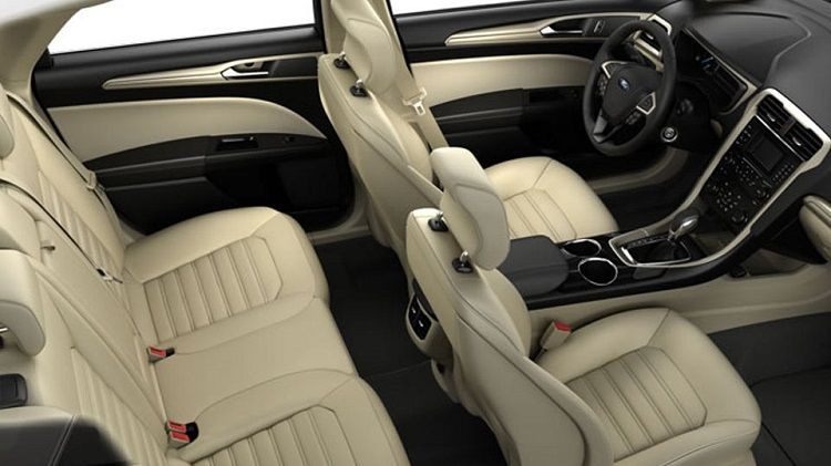 2016 Ford Fusion Hybrid Seats Interior Image Looks