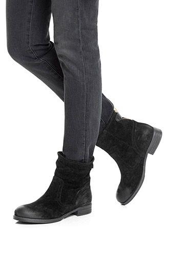 size 40 e5895 921fd Esprit / Rauleder Vintage Bootie   Style   Schuhe damen ...