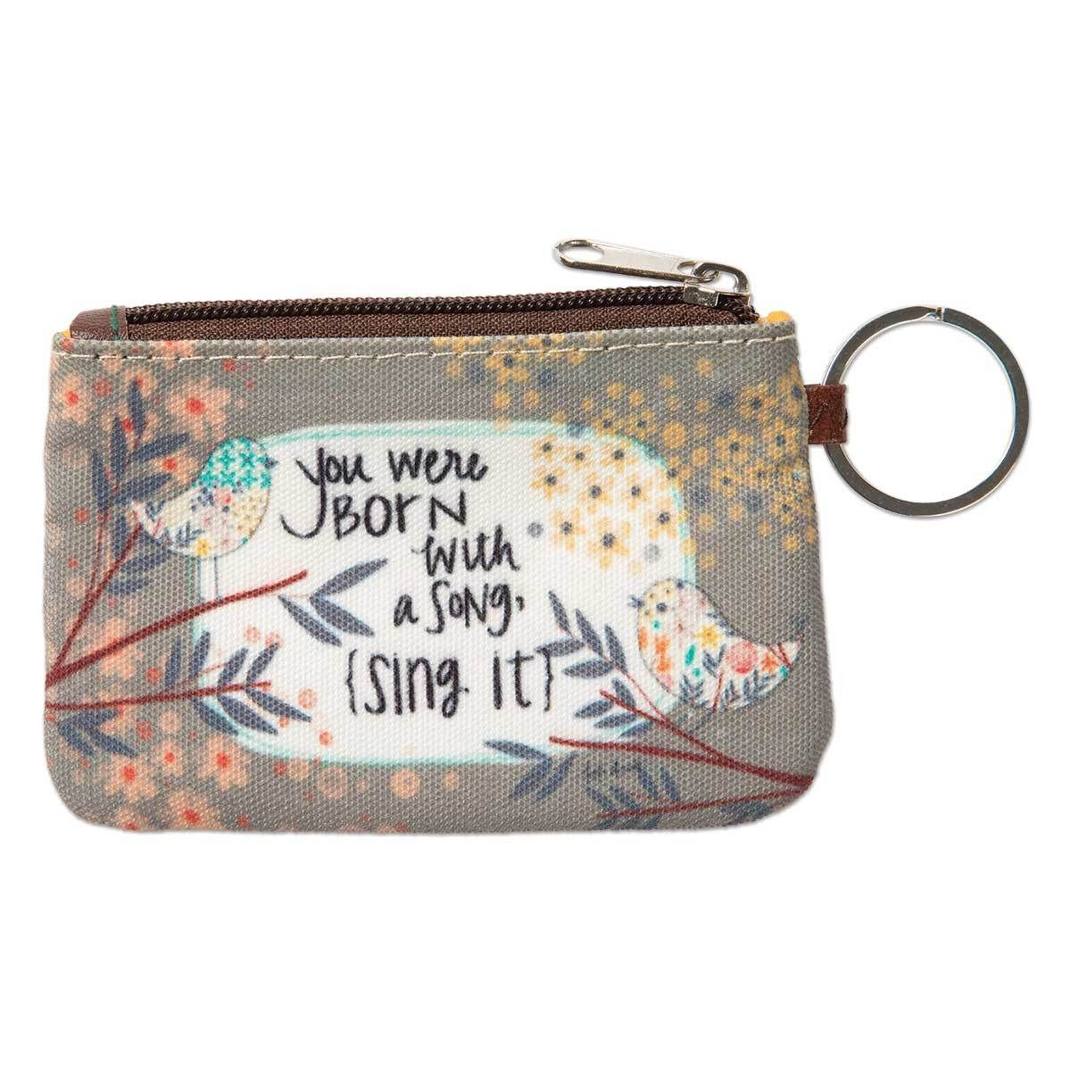 338fed424017 Sing It ID Wallet Keychain   Products   Id wallet, Coin purse ...