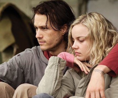 heath ledger with abbie cornish in candy candy