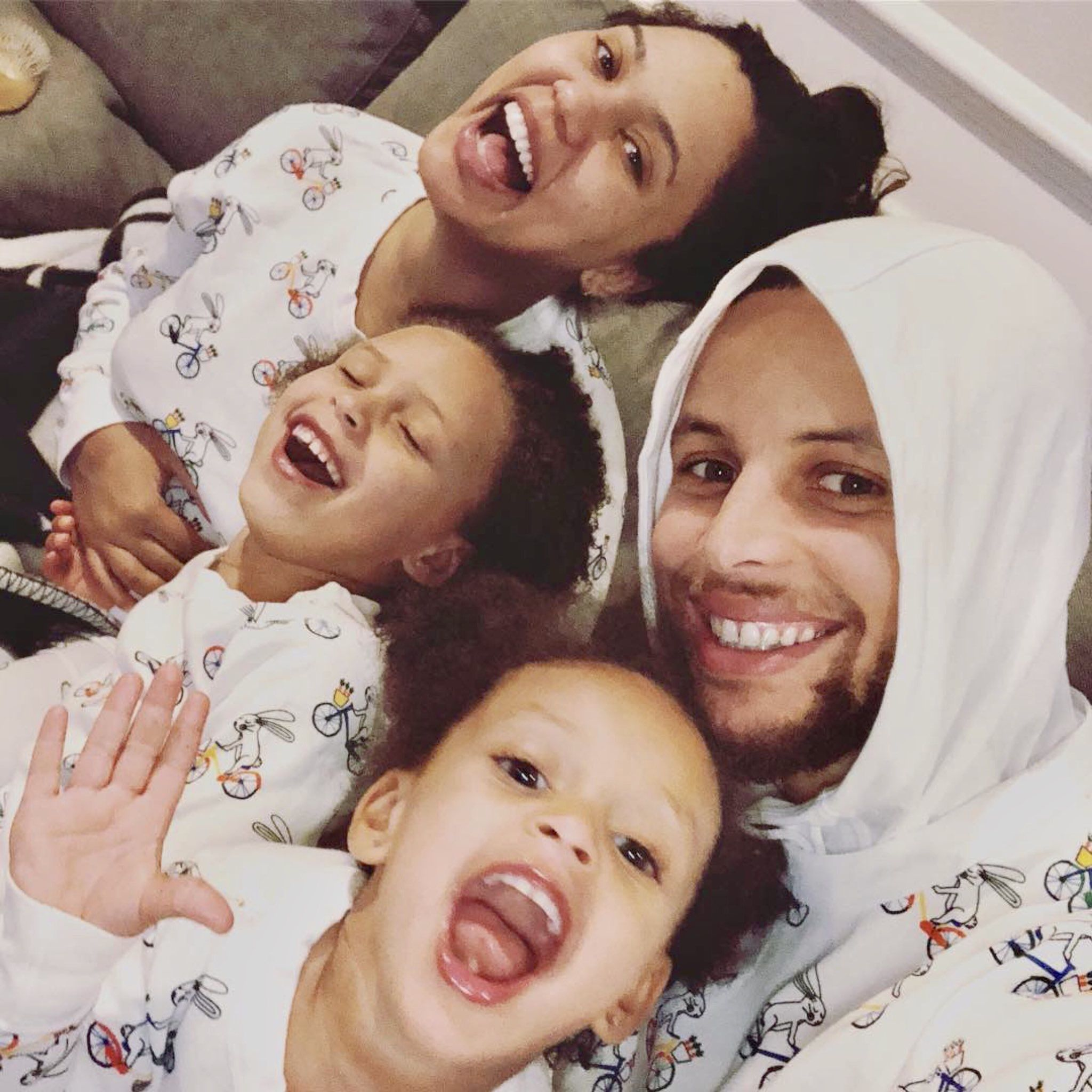 Stephen Curry Family By Markeisha Thomas On The Curry S Stephen