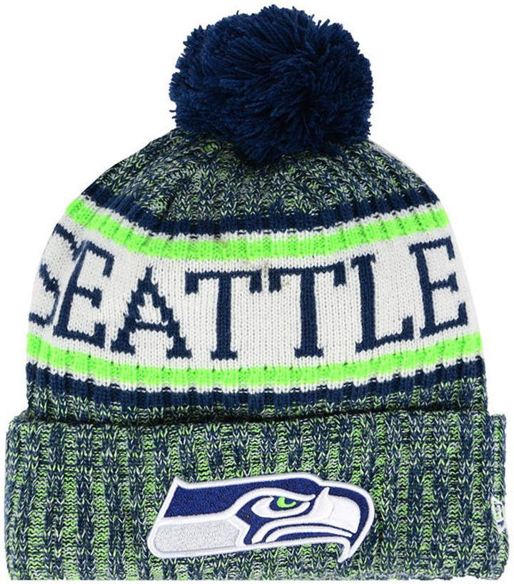 bf808704 New Era Boys' Seattle Seahawks Sport Knit Hat | Products | Bobble ...