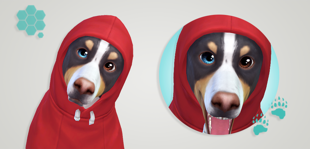 Cats And Dogs Cc Eyes By Cupidjuice Sims 4 Pets Dog Drawing