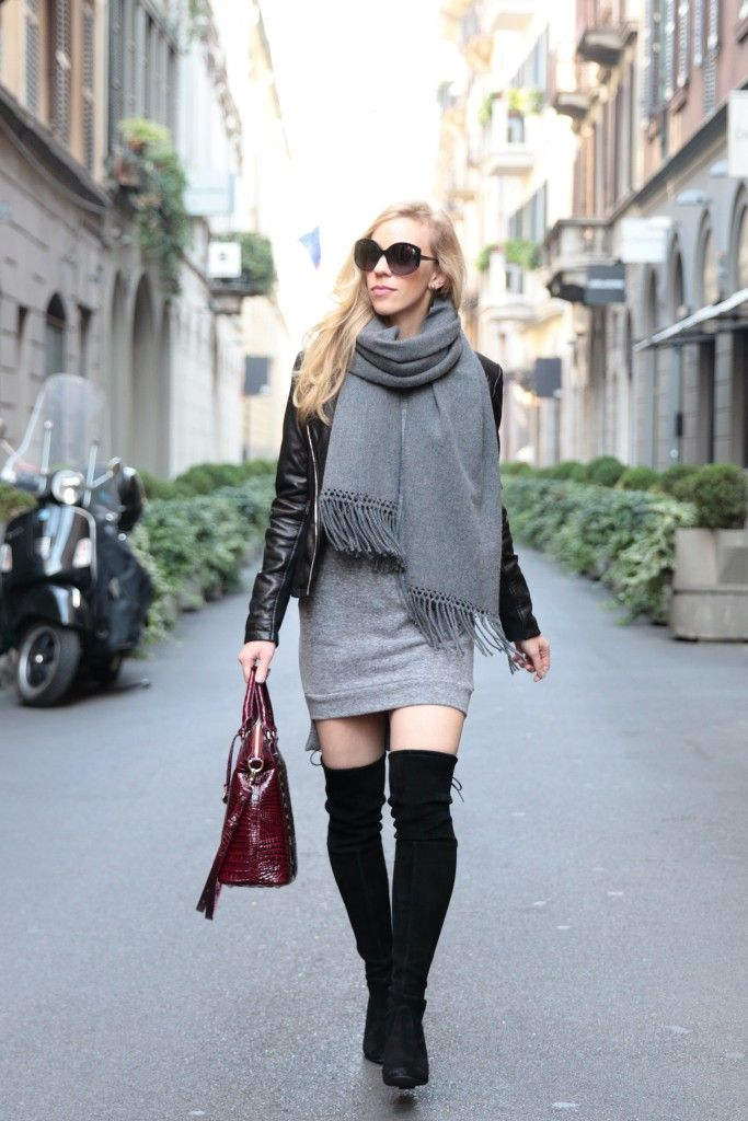 black suede boots outfits - photo #27