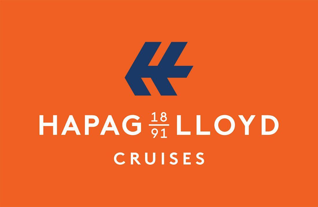 Rebranding of Hapag-Lloyd Cruises – Logo by Mutabor