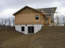 Side Daylight Basement Ranch Style Homes Basement House Basement House Plans
