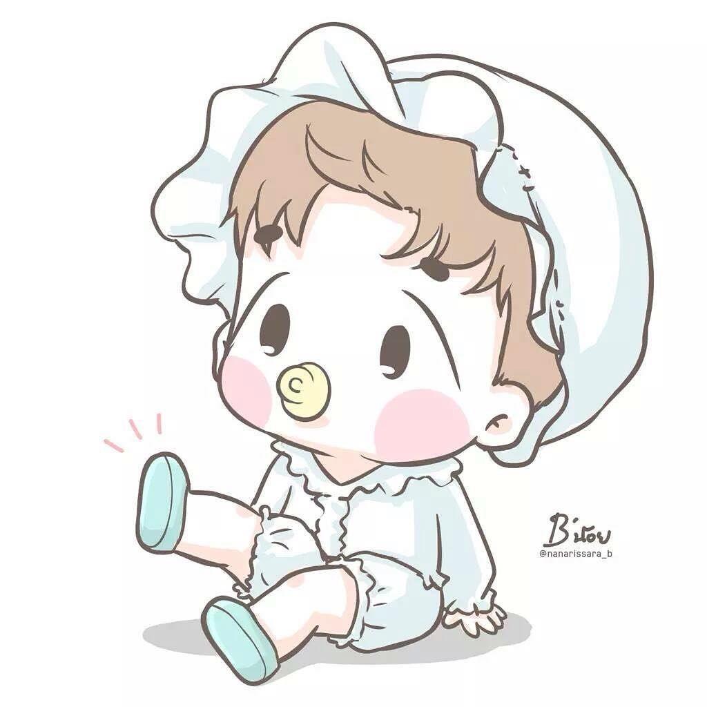 Google themes exo chibi - Baekhyun Fan Art Exo Fanchibifan