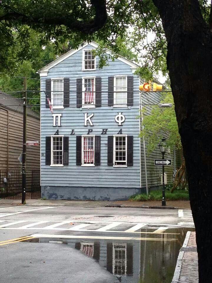 Alpha House Outdoor Decor House Outdoor