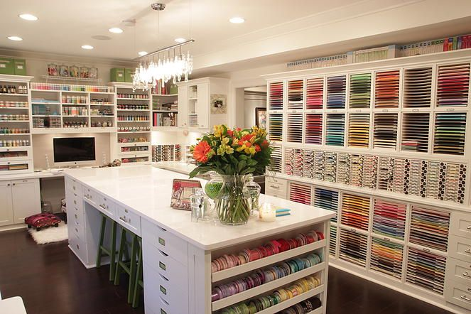 The PaperMint   Keisha Charles   Stationery and Memory-keeping crafts   My Field of Dreams: A Photo-tour of The PaperMint Crafting Studio