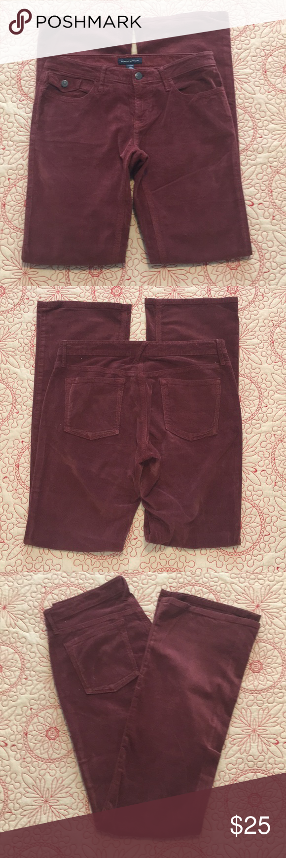 005ca02bf4 Banana Republic, size 4S Banana Republic, size 4S, worn very gentle, bricks  color, perfect condition, belt width 40 cm, length 100 cm, stretch corduroy  ...