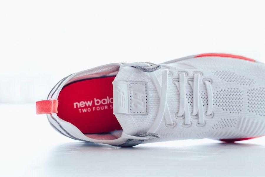 New Balance 247 Deconstructed White Flare | KICKS | Sneaker