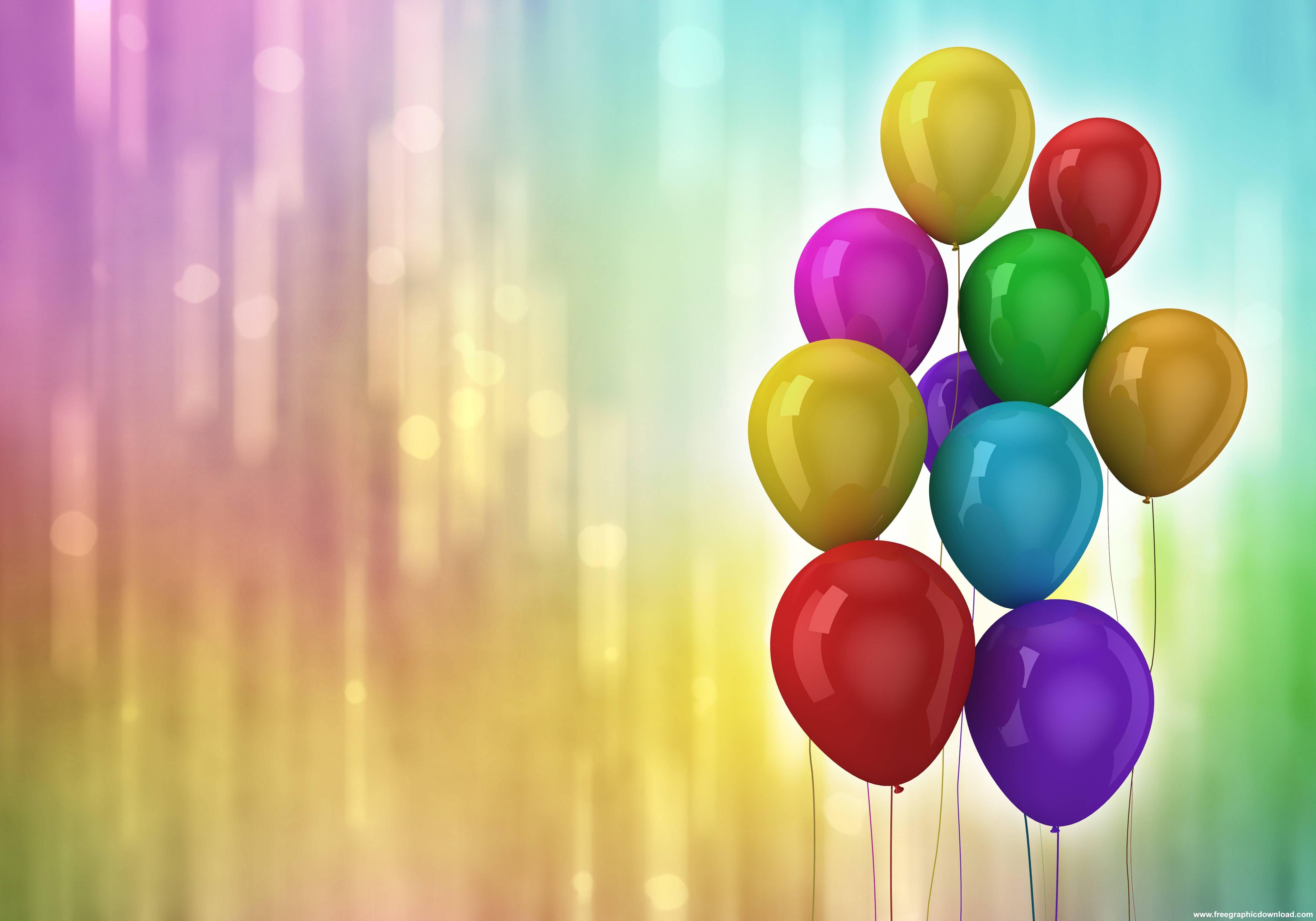 воздушные шары картинки для визиток