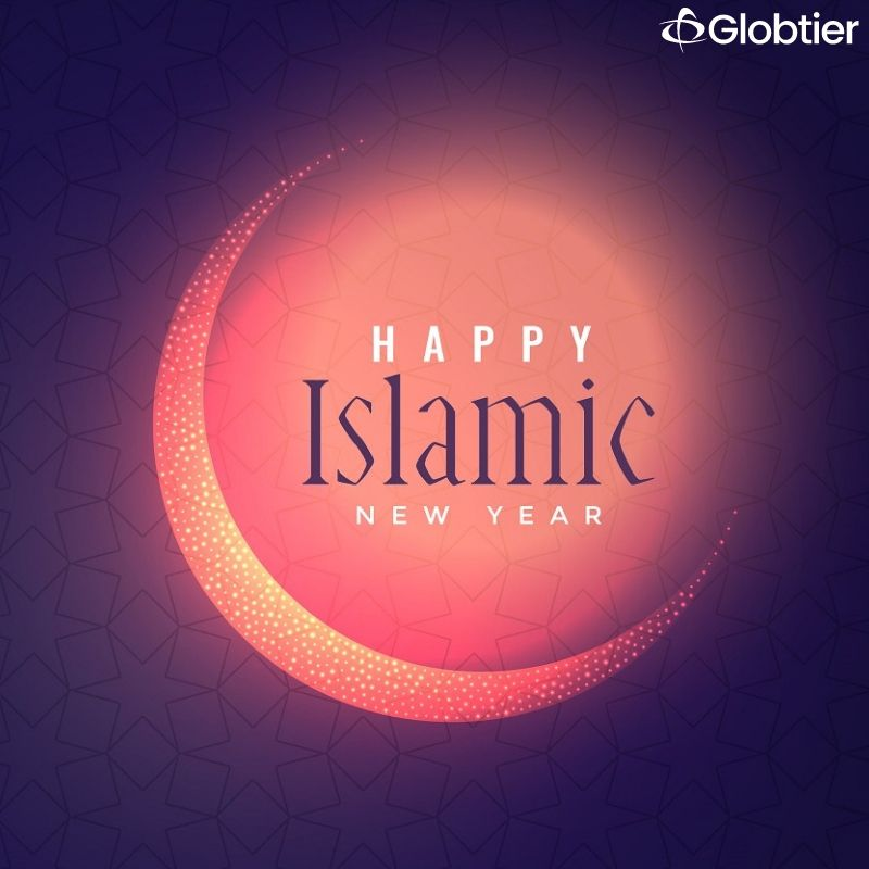 Happy Islamic New Year Wishing Everyone Peace Happiness And Prosperity Stay Blessed Islamicn Happy Islamic New Year Islamic New Year New Years Background