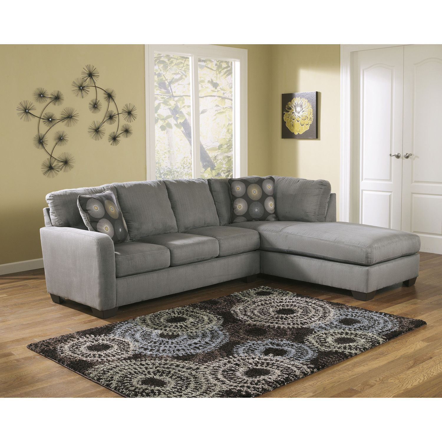 720 Signature Design By Ashley Waverly Sectional New Place