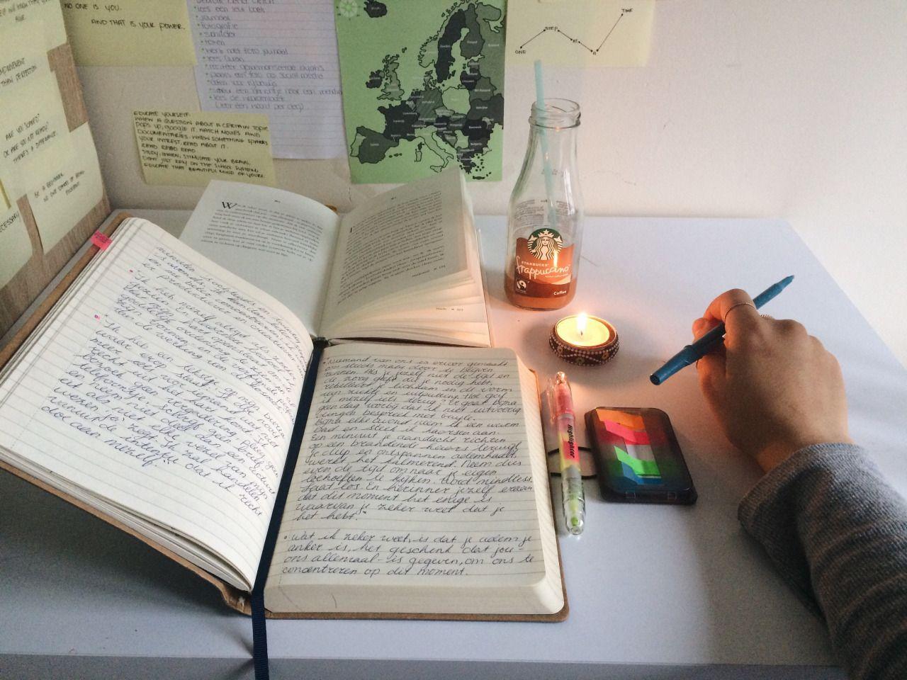 2018 Bullet Journal Inspiration | A Look Through — Gwennan Rees  |Pinterest Journal Writing